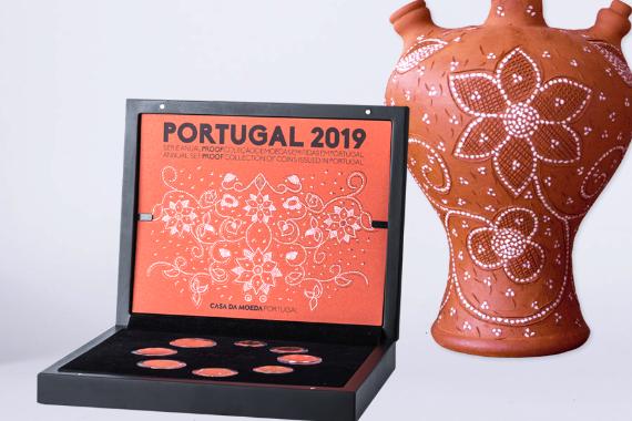 Foto 4 do produto Série Anual 2019 (Proof)
