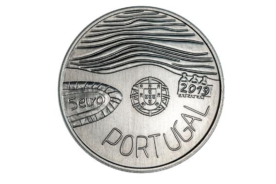 Foto 3 do produto Desenhar a Moeda - O Mar (Normal)