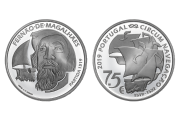 500TH Anniversary Of Magellan Circun-Navigation - The Departure 1519 (Prata Proof)