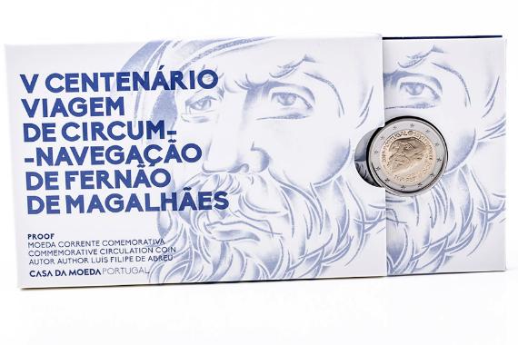 Foto 4 do produto Viagem De Circum-Navegação De Fernão De Magalhães (Proof)