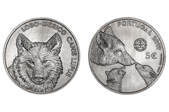 Foto 1 do produto Espécies Animais Ameaçadas - Lobo-Ibérico (Normal)