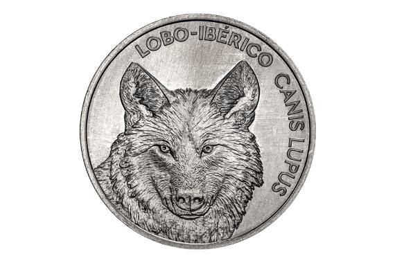 Foto 2 do produto Espécies Animais Ameaçadas - Lobo-Ibérico (Normal)