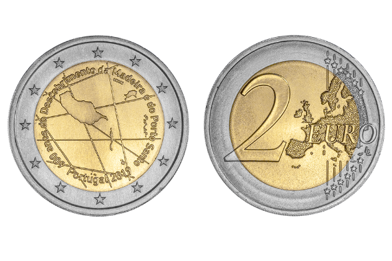 Photo 1 of product 600th Anniversary Of The Discovery Of The Madeira Archipelago (Normal)