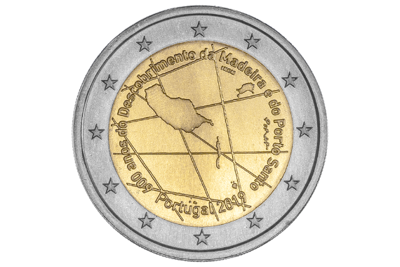 Photo 2 of product 600th Anniversary Of The Discovery Of The Madeira Archipelago (Normal)