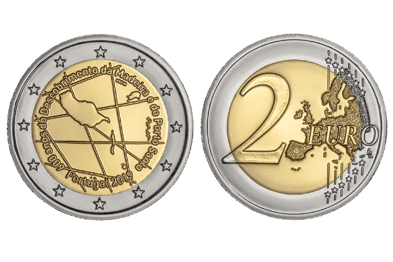 Photo 1 of product 600th Anniversary Of The Discovery Of The Madeira Archipelago (BNC)