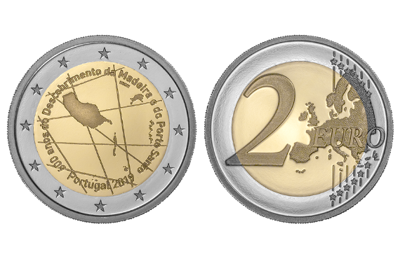 Photo 1 of product 600th Anniversary Of The Discovery Of The Madeira Archipelago (Proof)