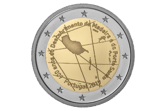 Photo 2 of product 600th Anniversary Of The Discovery Of The Madeira Archipelago (Proof)