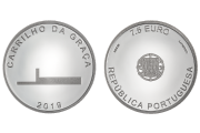 Architect Carrilho da Graça (Silver Proof)