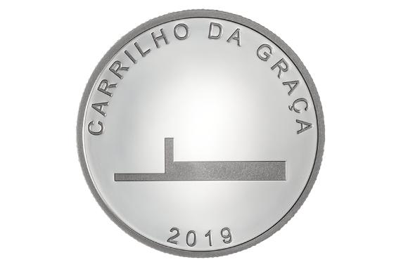 Foto 2 do produto Arquiteto Carrilho da Graça (Prata Proof)