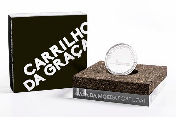 Foto 4 do produto Arquiteto Carrilho da Graça (Prata Proof)