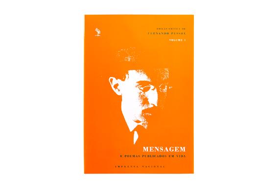 Foto 1 do produto Mensagem e Poemas Publicados em Vida - Vol. I