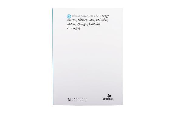 Foto 1 do produto Sonetos, Sátiras, Odes, Epístolas, Idílios, Apólogos, Cantatas e, Elegias: Volume I - Tomo I e Tomo II