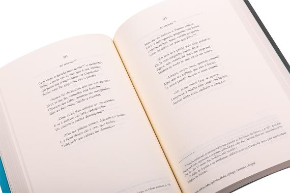 Foto 4 do produto Sonetos, Sátiras, Odes, Epístolas, Idílios, Apólogos, Cantatas e, Elegias: Volume I - Tomo I e Tomo II