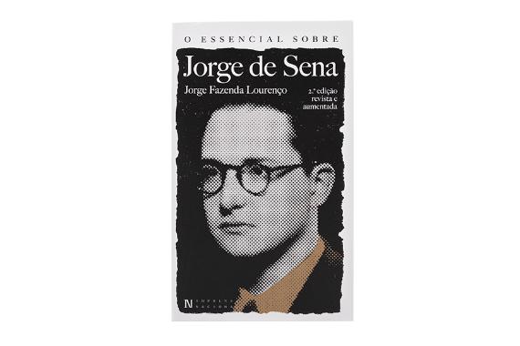 Photo 1 of product O Essencial sobre Jorge de Sena