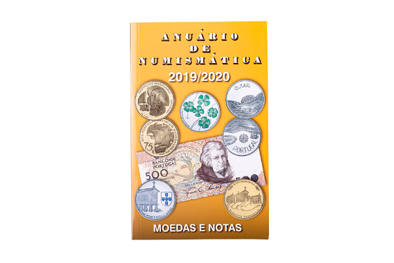 Foto 1 do produto Anuário de Numismática 2019/2020