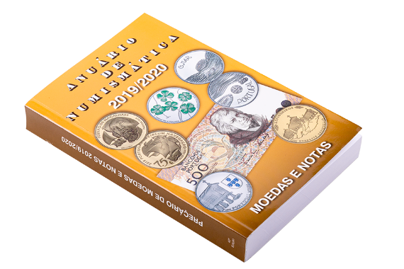 Foto 2 do produto Anuário de Numismática 2019/2020