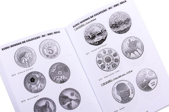 Foto 4 do produto Anuário de Numismática 2019/2020