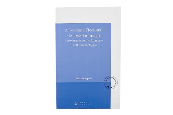 Foto 1 do produto A Teologia Ficcional de José Saramago