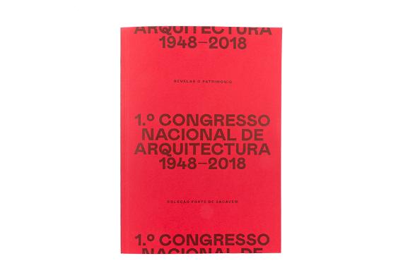 Foto 1 do produto 1.º Congresso Nacional de Arquitectura 1948-2018