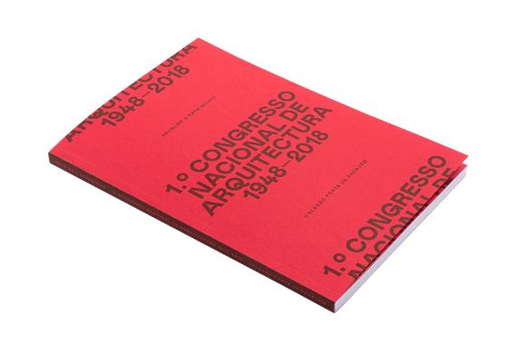 Foto 2 do produto 1.º Congresso Nacional de Arquitectura 1948-2018