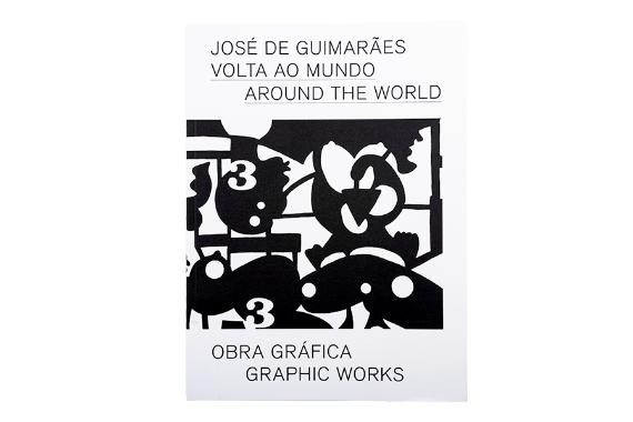 Foto 1 do produto Volta ao Mundo. Obra Gráfica De José De Guimarães
