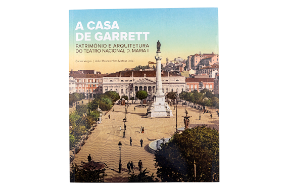 Foto 1 do produto A CASA DE GARRETT