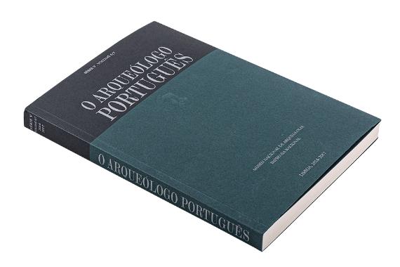 Foto 2 do produto O ARQUEÓLOGO PORTUGUÊS SÉRIE V. VOLUME 6/7, 2016-2017
