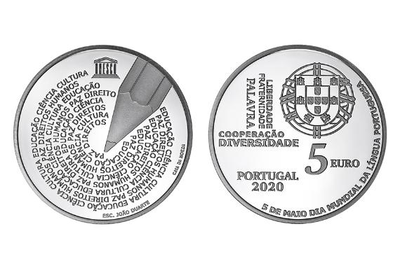 Photo 1 of product UNESCO WORLD PORTUGUESE LANGUAGE DAY