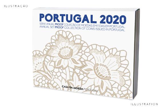 Foto 1 do produto Série Anual 2020 (Proof)