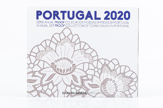 Photo 1 of product 2020 Annual Series (Proof)