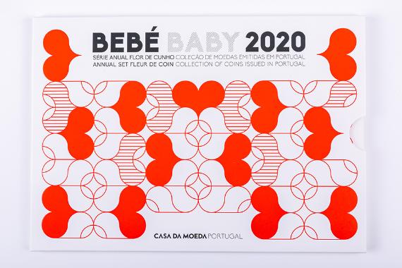 Foto 1 do produto Série Anual 2020 Bebé (FDC)