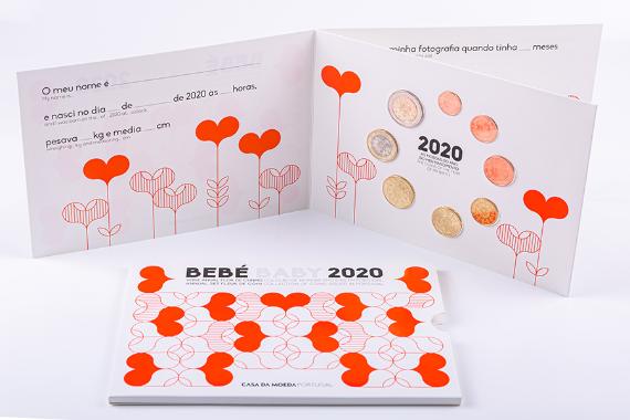 Foto 2 do produto Série Anual 2020 Bebé (FDC)