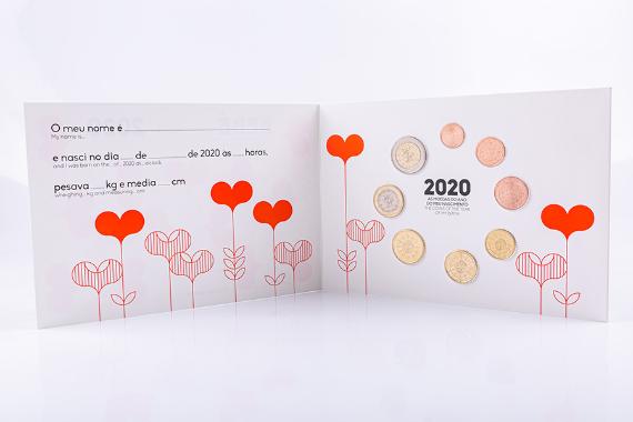 Foto 3 do produto Série Anual 2020 Bebé (FDC)