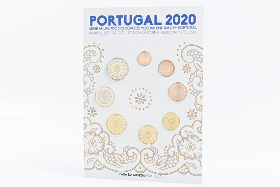 Photo 1 of product 2020 Annual Series (FDC)