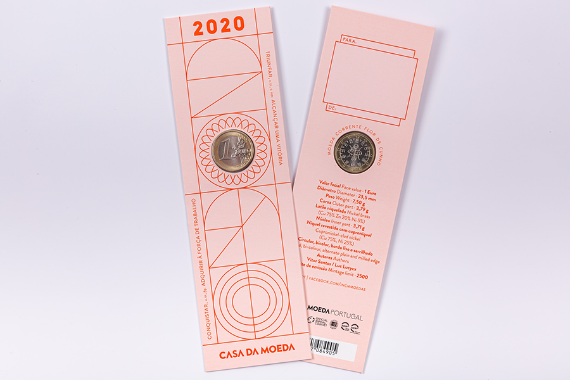 Photo 2 of product Commemoration Coin 2020