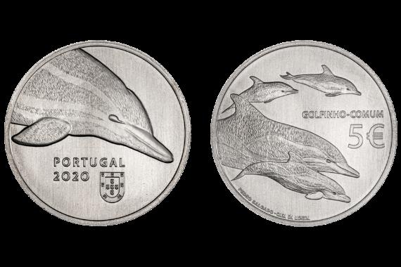 Foto 1 do produto Moeda O golfinho (Normal)