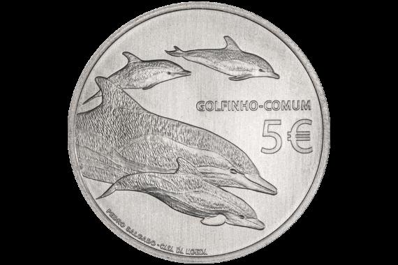 Foto 3 do produto Moeda O golfinho (Normal)
