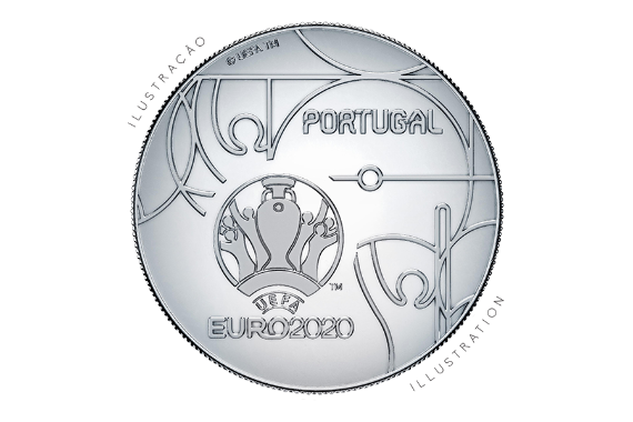 Photo 2 of product UEFA Euro 2020 (Silver Proof)