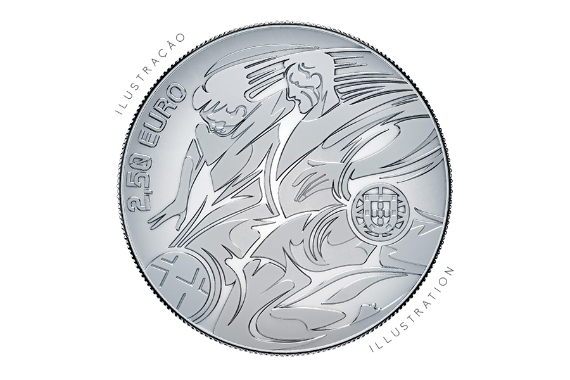 Photo 3 of product UEFA Euro 2020 (Silver Proof)