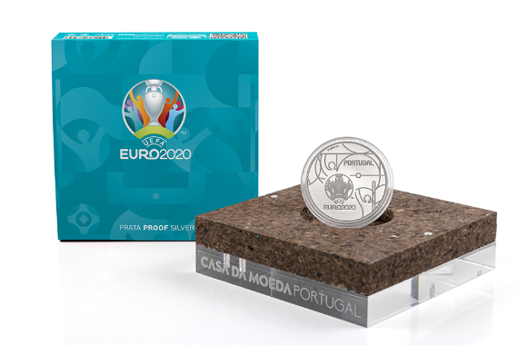 Photo 4 of product UEFA Euro 2020 (Silver Proof)