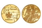 UEFA Euro 2020 (Ouro Proof)