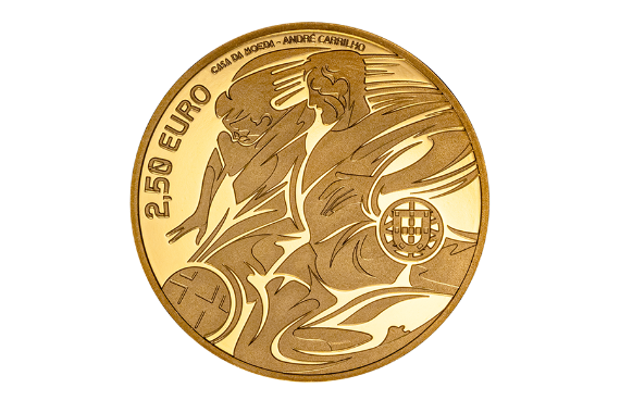 Photo 3 of product UEFA Euro 2020 (Gold Proof)