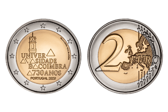 Photo 1 of product 730 Years of the University of Coimbra