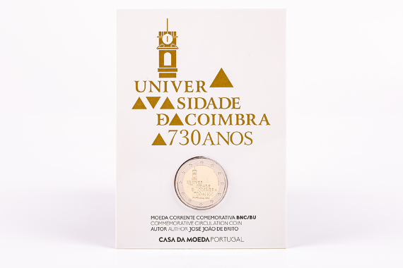 Photo 4 of product 730 Years of the University of Coimbra