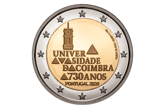 Photo 2 of product 730 Years of the University of Coimbra