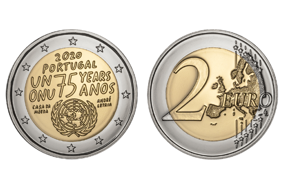 Photo 1 of product 75Th Anniversary of United Nations (BNC)