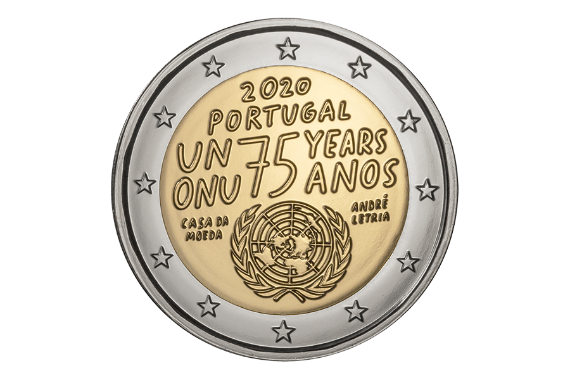 Photo 2 of product 75Th Anniversary of United Nations (BNC)
