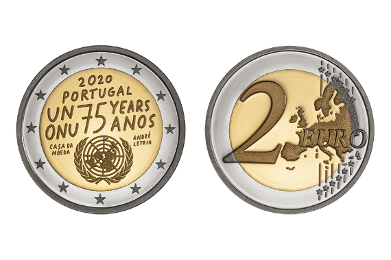 Photo 1 of product 75Th Anniversary of United Nations (Proof)