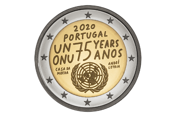 Photo 2 of product 75Th Anniversary of United Nations (Proof)