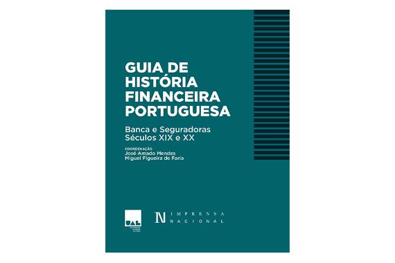 Foto 1 do produto Guia de História Financeira Portuguesa